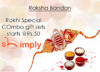 Buy Rakhi Special Combo Gift Sets Starts at Rs.50
