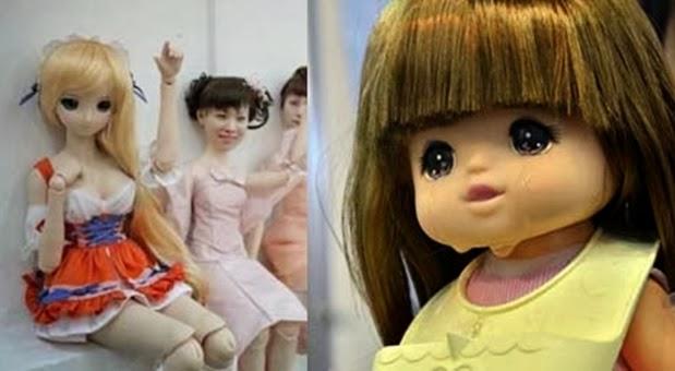 Mainan Aneh yang Hanya Ada di Jepang