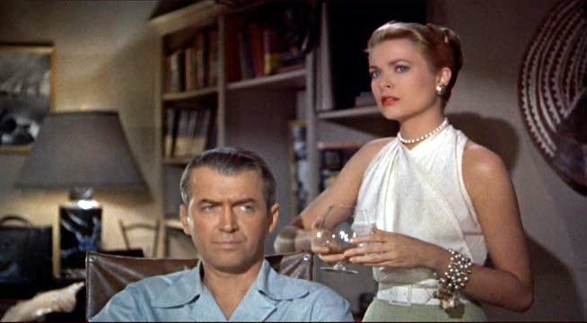 an analysis of the voyeurism in the film rear window