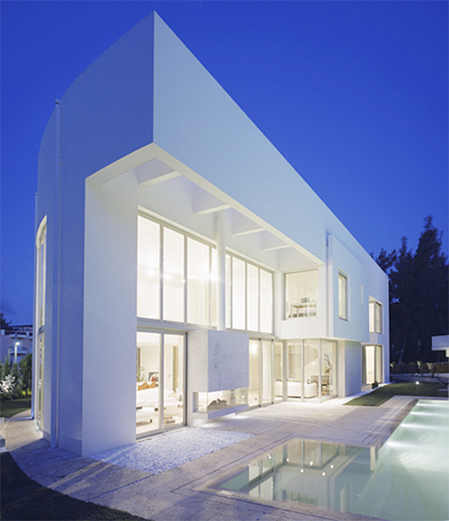 If Its Hip Its Here Archives A Modern Greek Villa Fit For