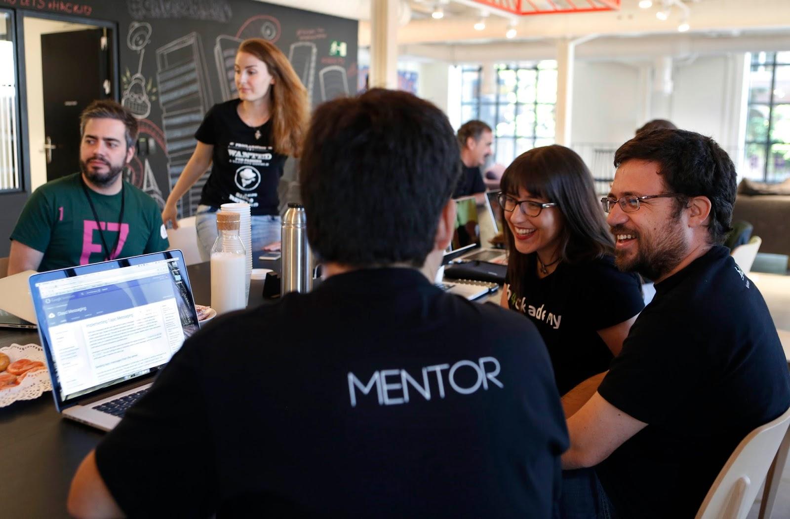 Queremos llenar Campus Madrid (Google Space) de emprendedores ¿te unes?