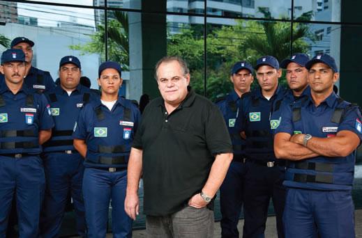 VIGILANTES DE CARROS - FORTES DE PERNAMBUCO FAZEM PARALISAÇÃO DE ...