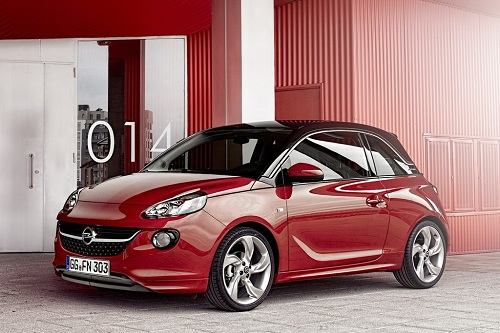 Opel/Vauxhall Adam