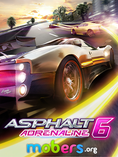 Asphalt 6 : Adrenaline (by Gameloft)