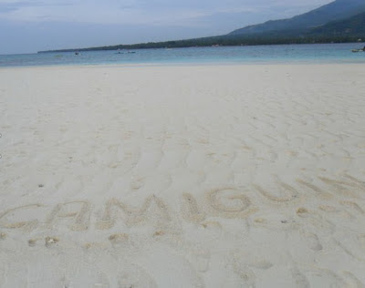 This perfect beach in only found in Camiguin Island Philippines
