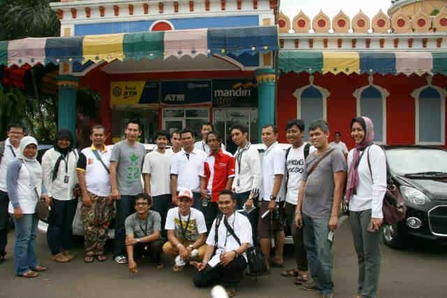 Picture Kebersamaan DAI, Charade G10 dan Daihatsu Charade Bekasi