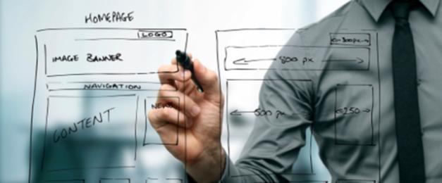 desain website dan manajemen konten