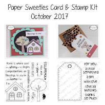 October Paper Sweeties Kit