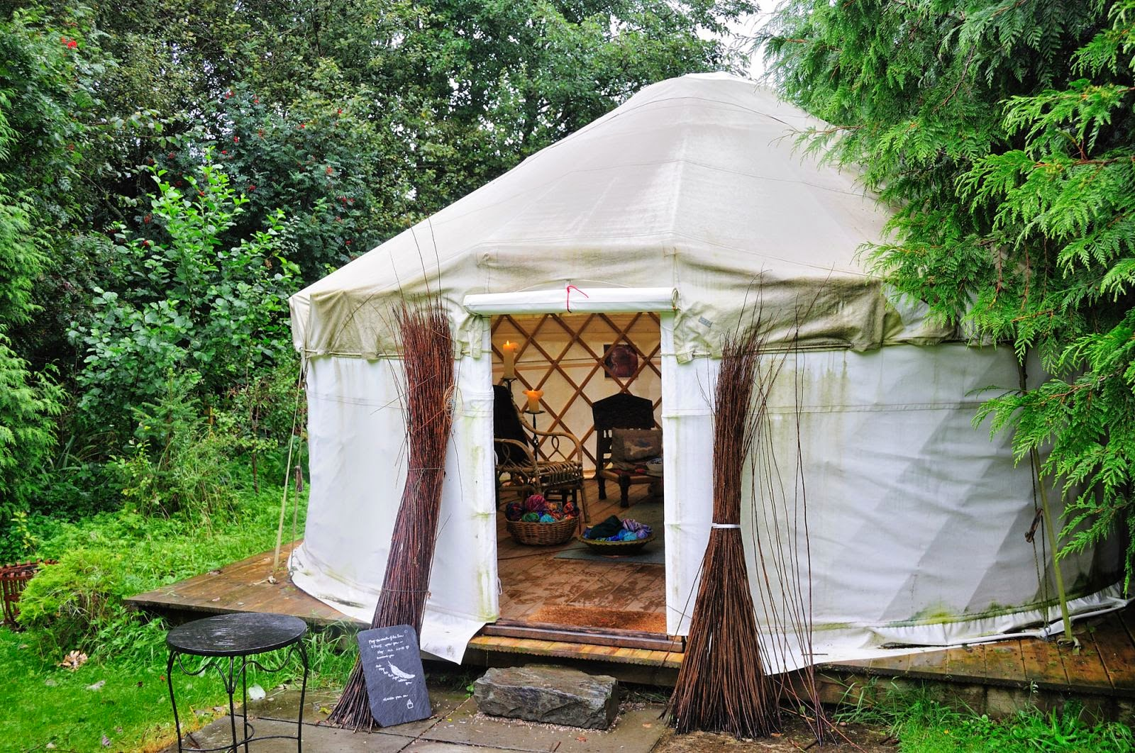 Brockley central brockley yurt company plans big tent Yurt house plans