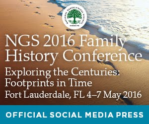 Join me at NGS in May