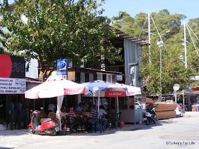 Paşa Bufe, Fethiye Boatyard