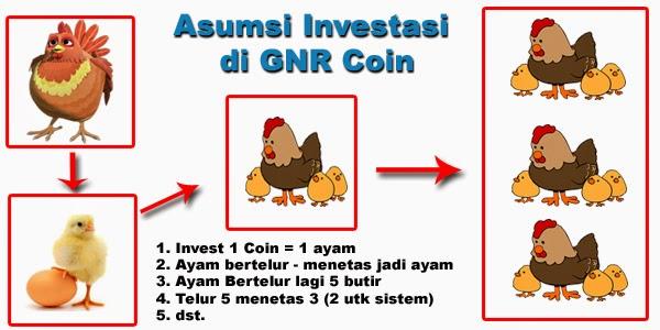 tentang gnr coin