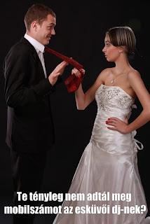 Esküvőre így rendelj dj-t