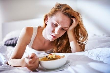 Migraine dan Makanan Penyebabnya