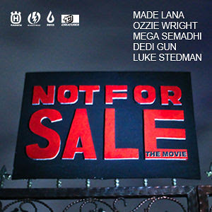 NOT FOR SALE the movie