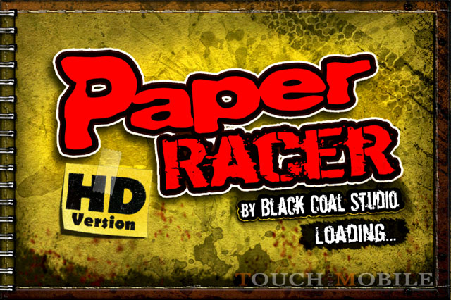 Paper Racer - Android & iOS