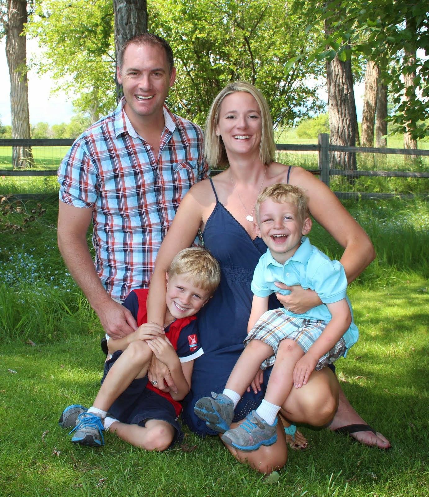 Hamilton Family 2014