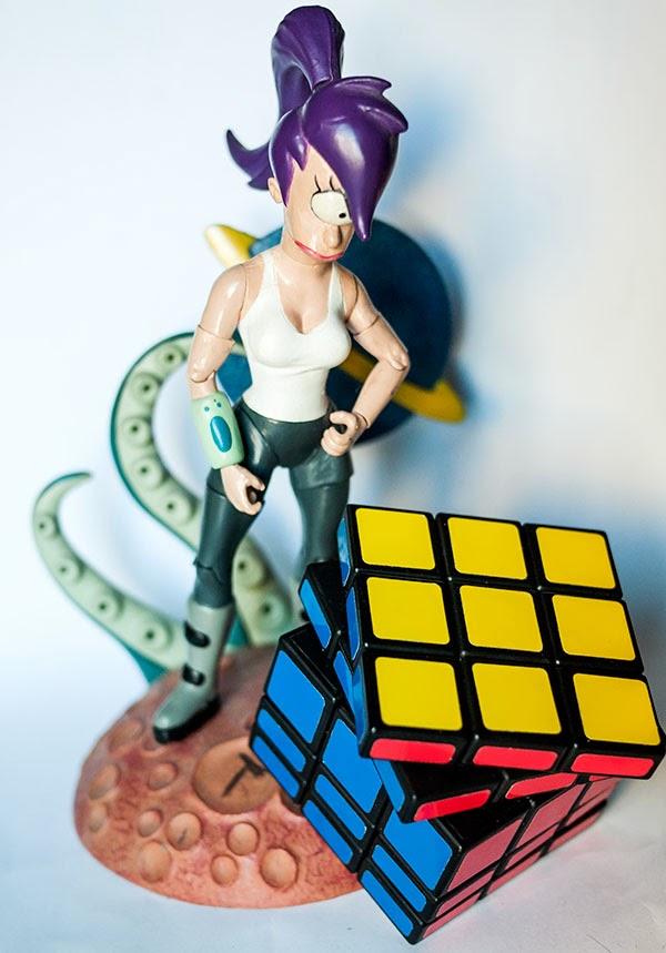 3x3x5 no Proporcional Rubik Solución
