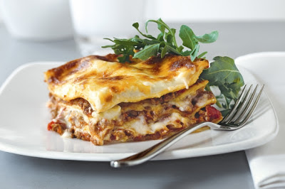 Beef And Grilled Vegetable Moussaka Recipe