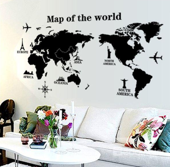 http://www.beddinginn.com/product/New-Arrival-Map-Of-World-Print-Wall-Stickers-10938488.html