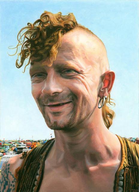 david artwork portraits