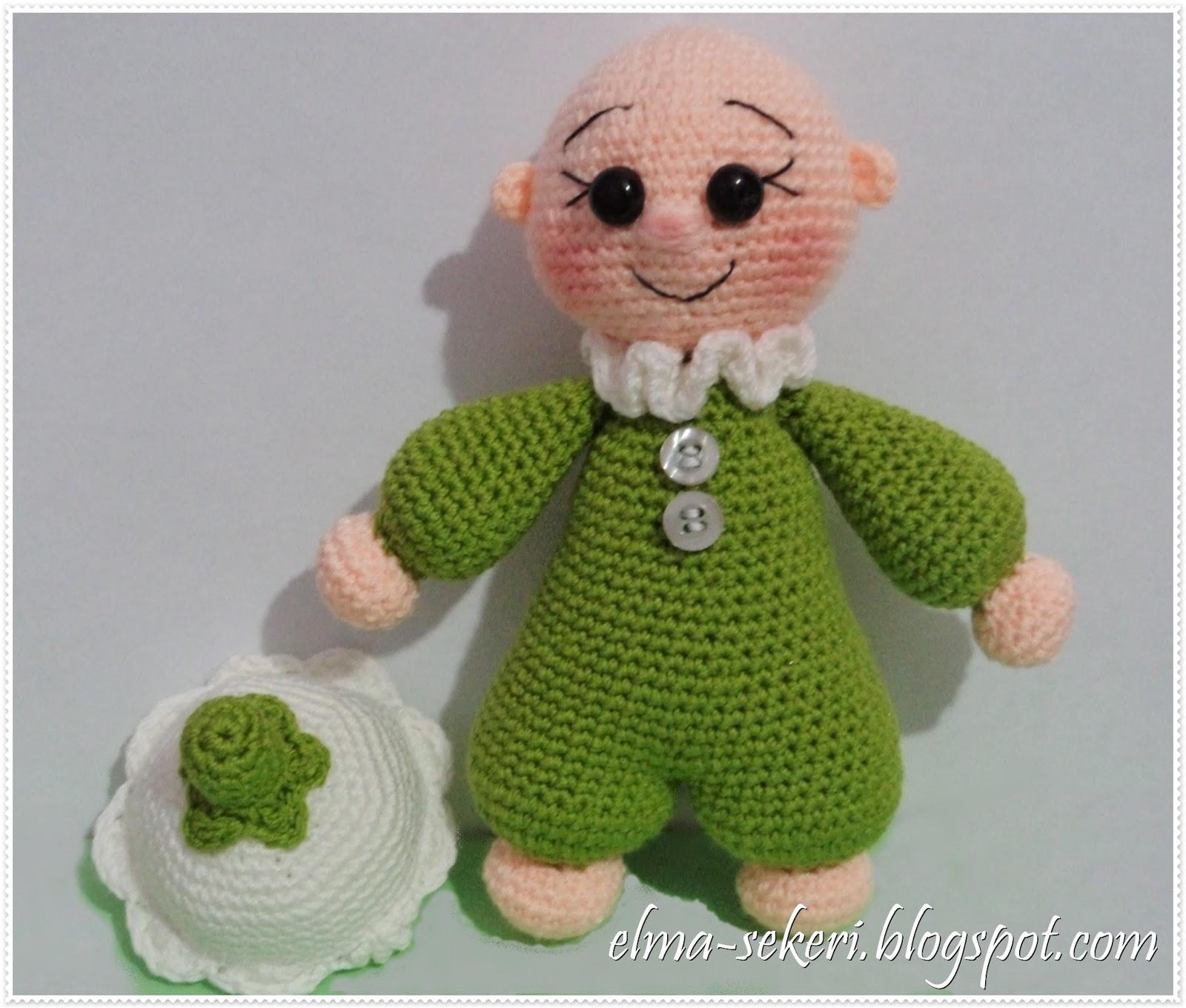 Amigurumi Uyku Arkadaşı : Elma ekeri el sanatlar at�lyesi amigurumi bebekler ve