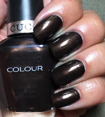 Cuccio Colour Duke It Out