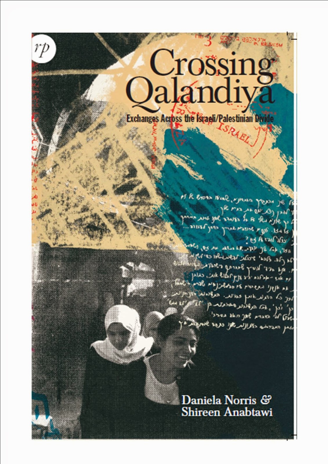 Crossing Qalandiya, book cover