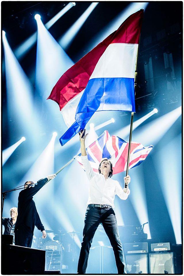 The Beatles Polska: Macca zagrał dwa koncerty w Amsterdamie