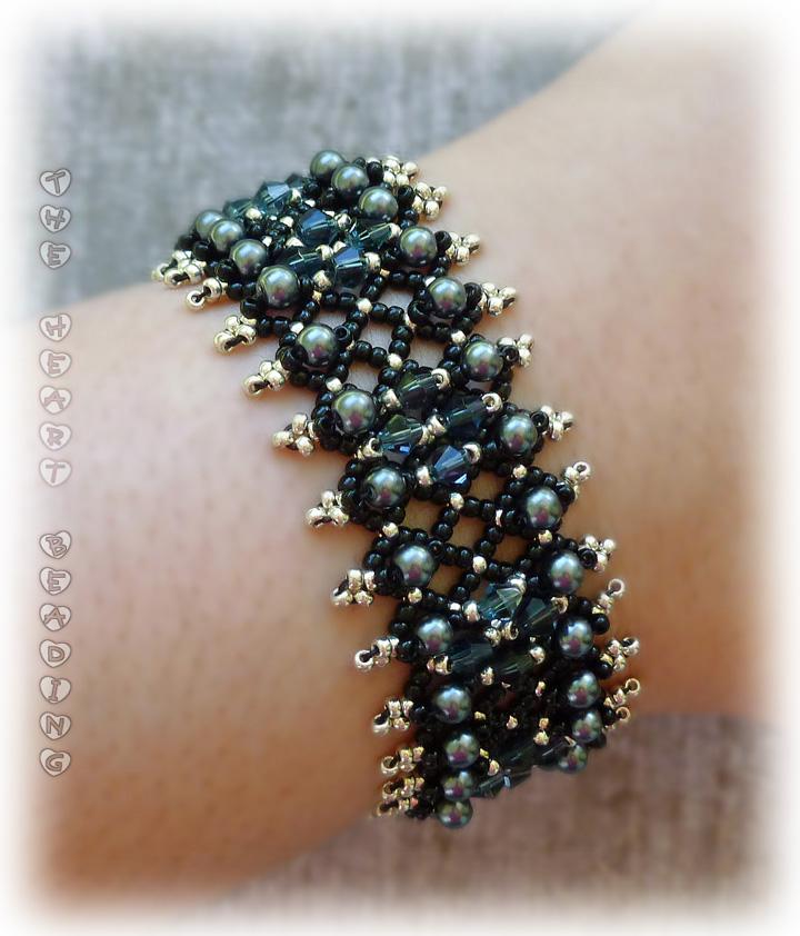 the beading bracelet