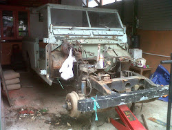 REBUILDING LANDY SERI III