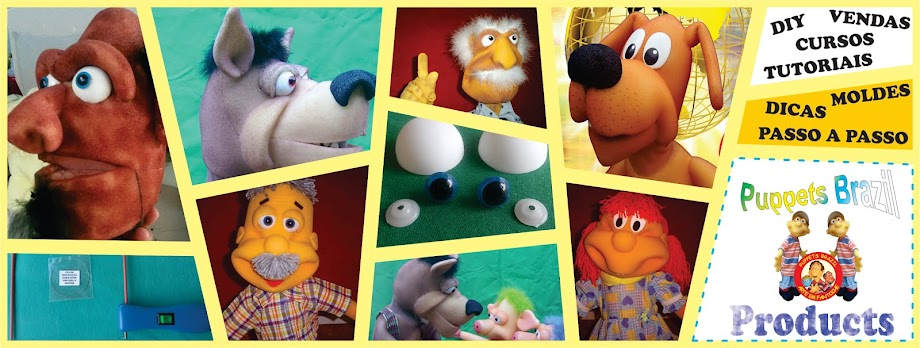 Puppets Brazil Products