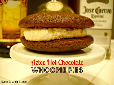 Recipe: Aztec hot chocolate whoopie pies