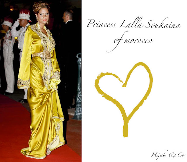 lalla soukaina caftan 2013 royal princess