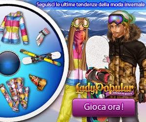Lady Popular ITA il gioco gratis per ragazze