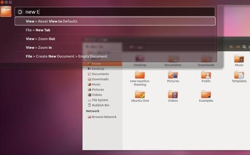 Ventana de Ubuntu