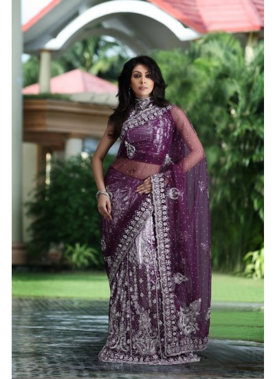 Latest lehenga Style Sarees collection