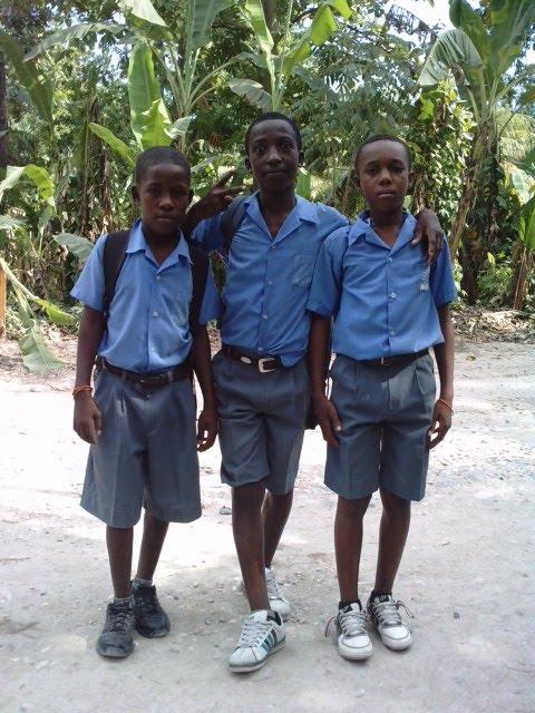 Haiti+