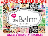Sorteo en All my beauty secrets