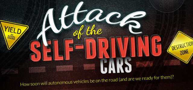 Attack of the Self-Driving Cars