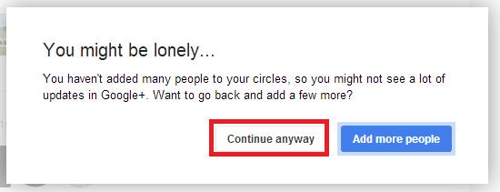 Bagaimana Cara Bina Akaun Google+