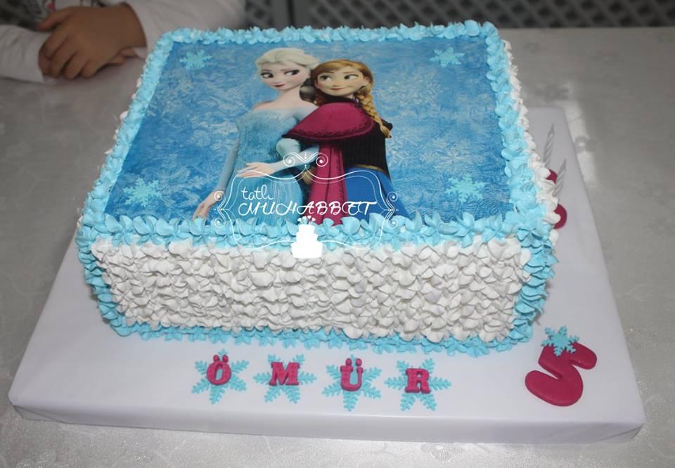 Sevgililer Günü Pastası