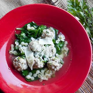 Foodjimoto Italian Wedding Soup