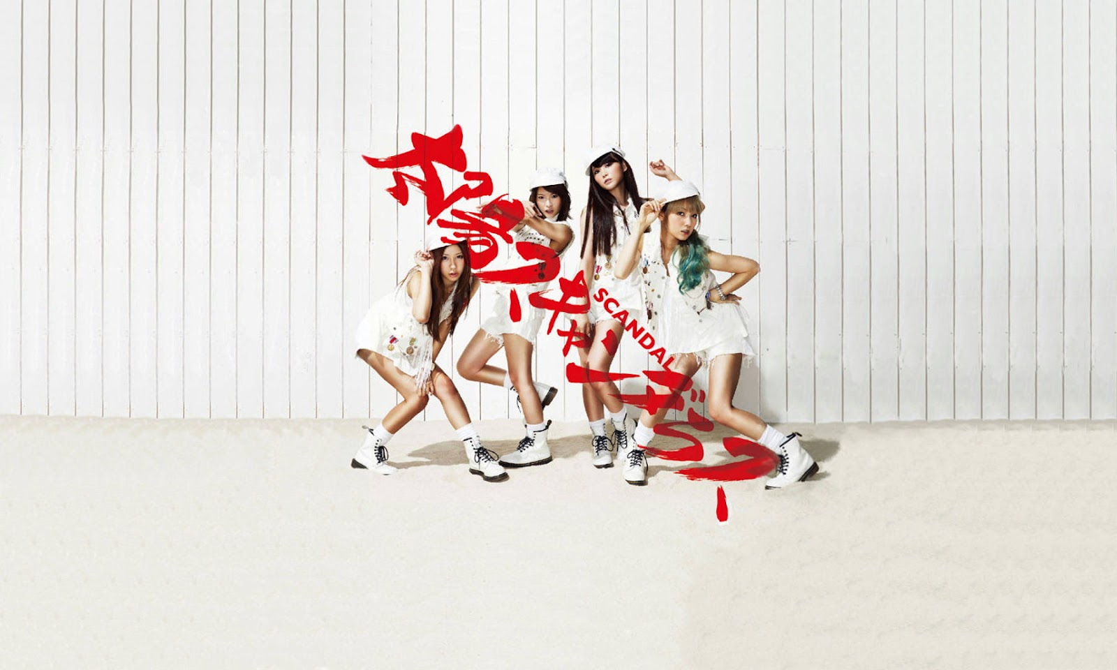 Cover Single 13th SCANDAL - Taiyou SCANDALOUS High Resolution