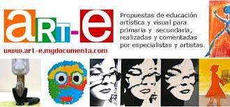 ART-E site de propostas e projetos de educação artística