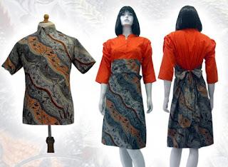 baju batik pekalongan