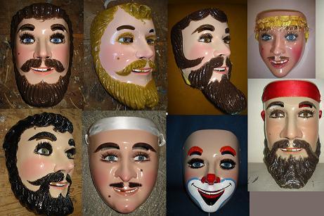 La máscara para la persona con la gelatina las revocaciones el foro