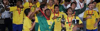 Brasil se coronó campeón del sudamericano sub-15