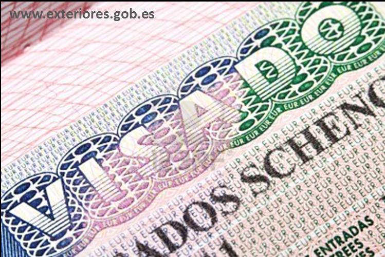 Visado de Estancia: Estados obligados y Estados exentos.