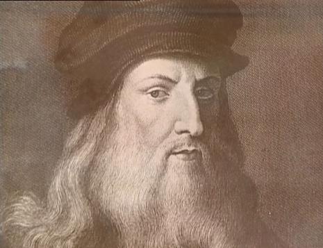 Nostradamus, Leonardo da Vinci
